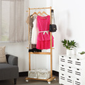 Lanskaya Creative Modern Minimalist Fashion Mobile Landing Coatrack Tree Coat Hook Home Furniture Clothes Hanger
