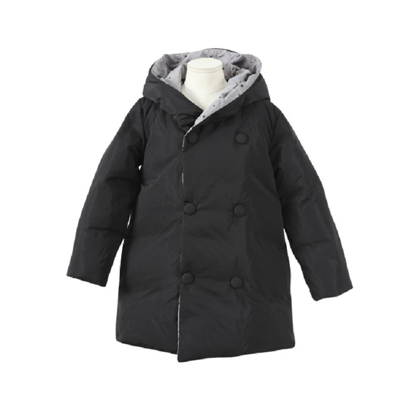 New Fashion Warm Girl Winter Clothes Jacket Children Clothing Windbreaker Jackets Girls Thick Warm Coat Hooded Down Jacket 2-10T 2017 jackets for girls clothes children clothing girls winter coat fashion thick cotton jacket parka kids clothes 12 13 years