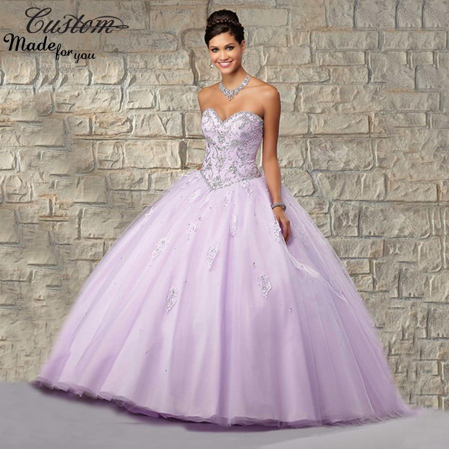 Light Purple Quinceanera Dresses Promotion-Shop for Promotional ...