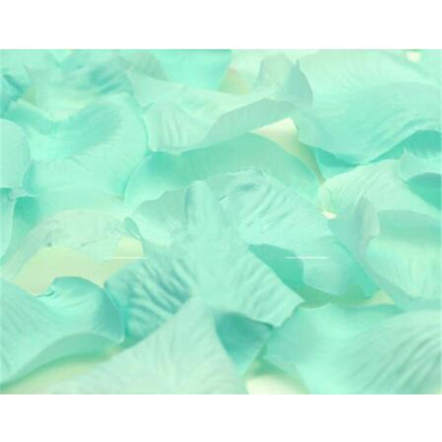 1000pcs Wedding Decorations Fashion Atificial Flowers Polyester
