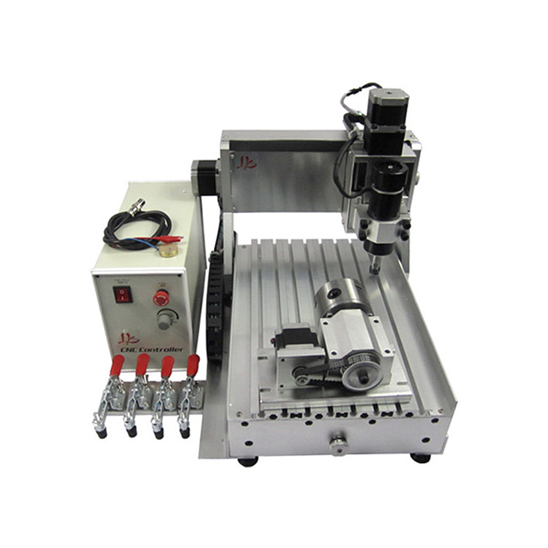 LY CNC 3020 Z-D 500W CNC Engraving Machine Wood Milling Router for Woodworking Plastic Tested Well eur free tax cnc 6040z frame of engraving and milling machine for diy cnc router