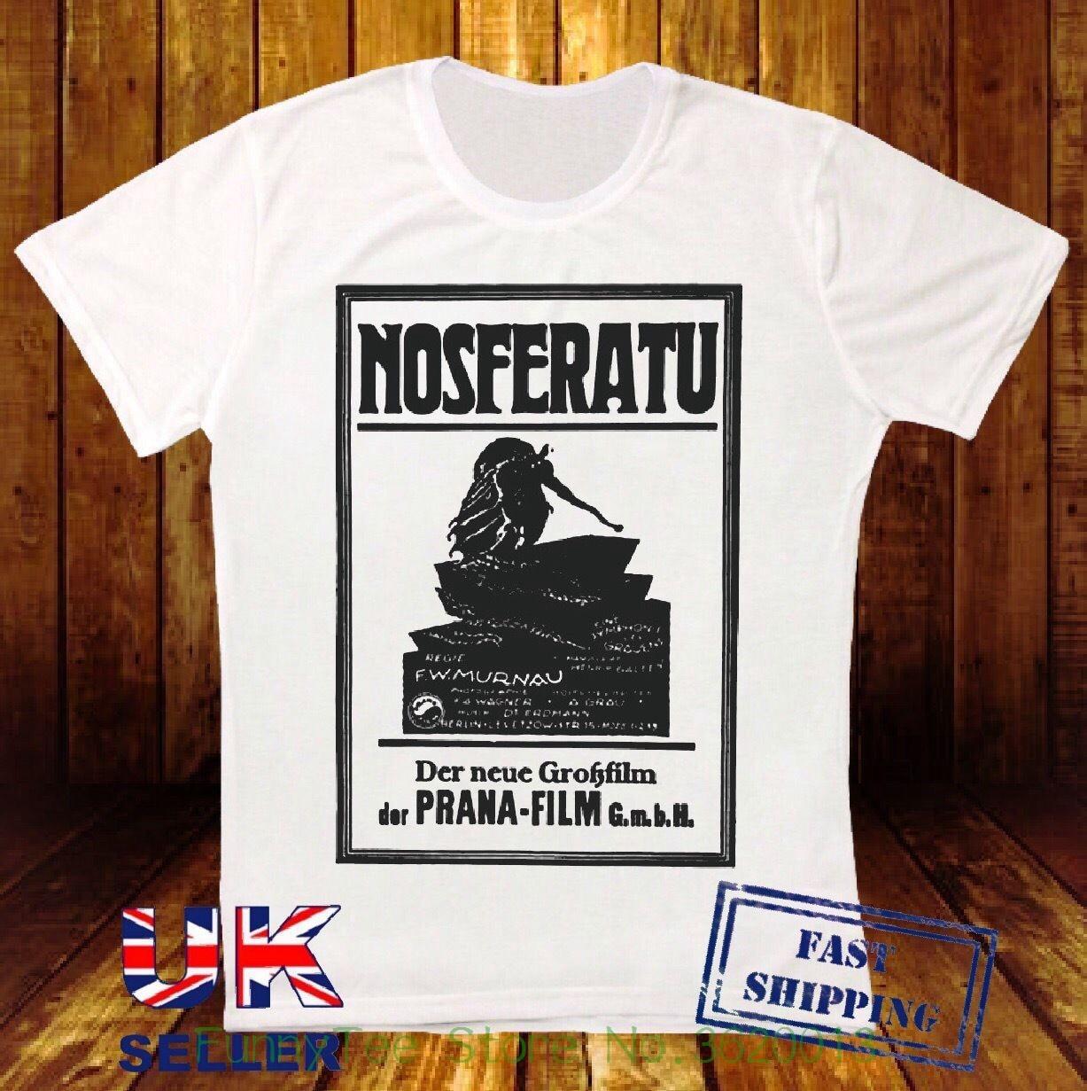 Frauen T Nosferatu Eine Symphonie Dise? O Grauens 1922 Pelicula Retro Camiseta Unisex 759 Retro