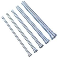5 sztuk wiosna giętarka do rur 210mm sprężyna naciągu giętarka do rur 1/4 cal-5/8 cal ze stali sprężynowej do miedzi rura aluminiowa gięcia ręcznie T