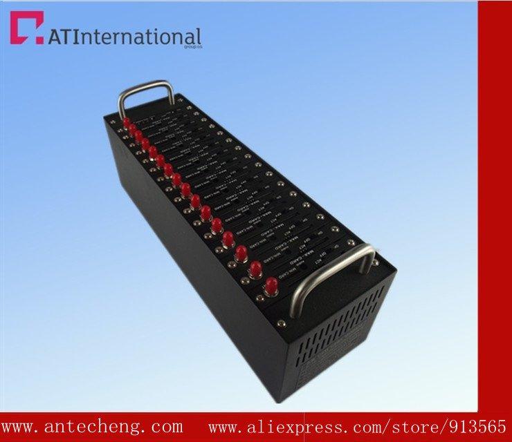 16 ports modem pool mc 55i cinterion module quad band