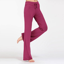 New Women Fitness Yoga Pants Mallas Mujer Deportivas Leggings Gym Sport Running Exercise Loose Trousers
