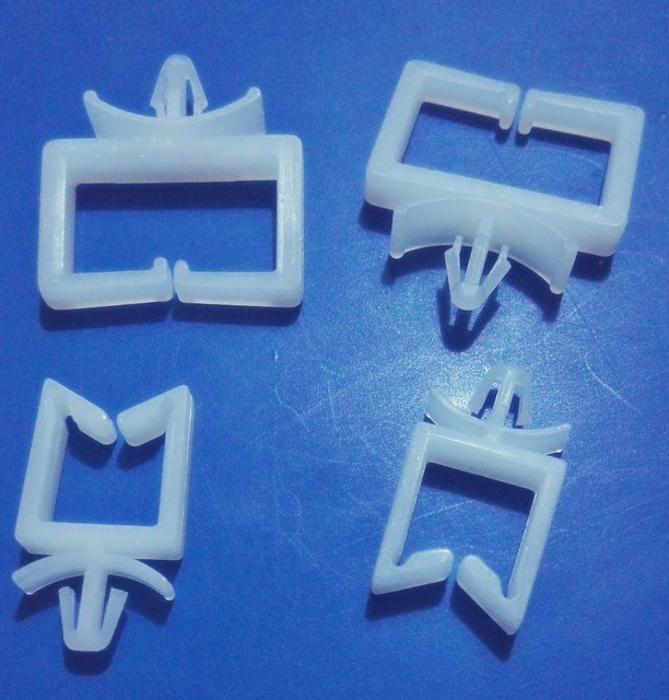 CHA2 plastic wire clamp square cable tie wire zip rivet PCB hole ...