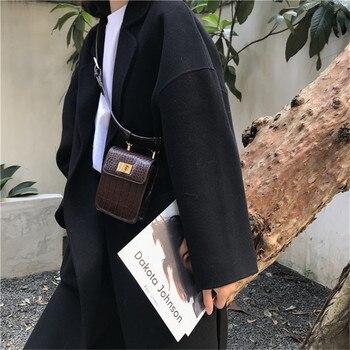 Mihaivina Alligator Mini Waist Bag 1