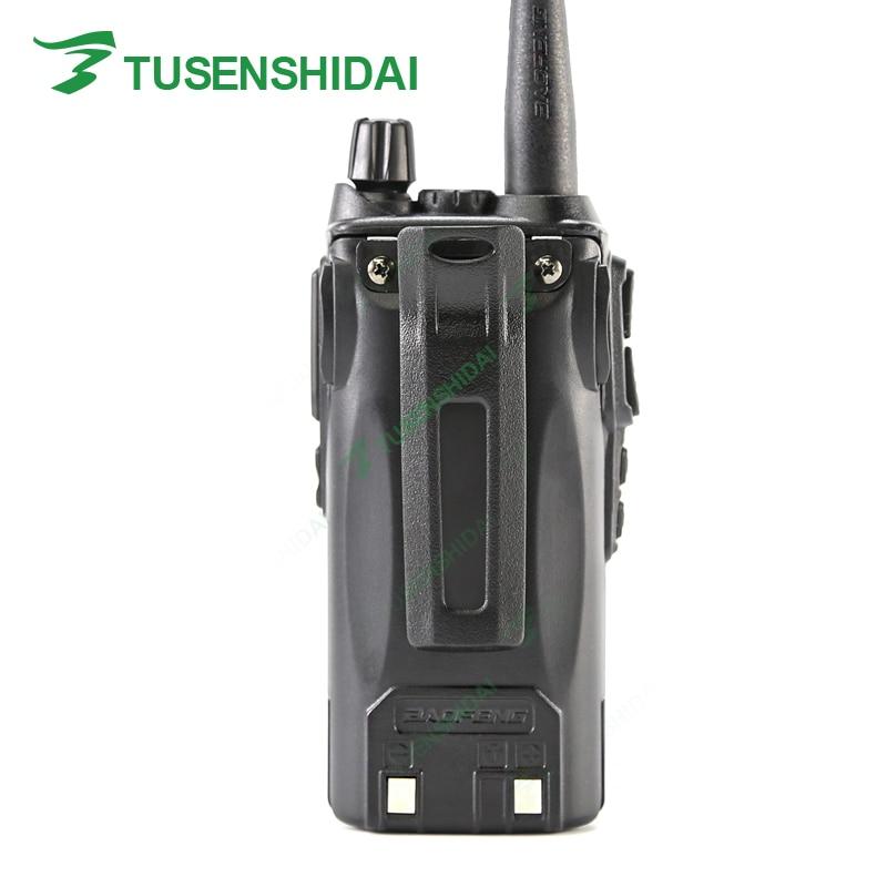 2PCS Original Baofeng UV-82 plus Walkie Talkie Triple 8W/W/1W Output Long Distance Ham Radio Transceiver UV82 plus