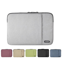 Suit Fabric Laptop Bag Case For Macbook Air 11 13 Case Simple Light Weight Fashion Designs For Macbook Pro 13 15 Case Retina