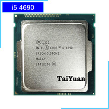 Intel Core i5 4690 i5 4690 3,5 GHz Quad Core CPU Prozessor 6M 84W LGA 1150