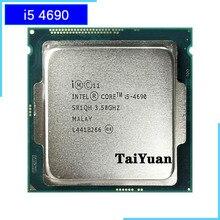 إنتل كور i5 4690 i5 4690 3.5 GHz رباعية النواة معالج وحدة المعالجة المركزية 6M 84 واط LGA 1150