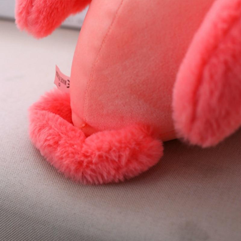 Simulation plush toy soft flamingo doll stuffed pillow cushion for girls gifts NTDIZ0195 in Stuffed Plush Animals from Toys Hobbies