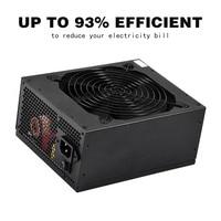 New High Qulity Hot 2000W Modular Mining Power Supply PSU for 8 GPU Eth Rig Ethereum Miner QJY99