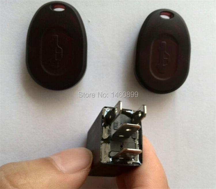 Auto startonderbreker, Voertuig anti-diefstal relais Lock voor Nissan Bluebird, maart, X-TRAIL, Murano, QASHQAI, TIIDA, Venucia D50 / R50