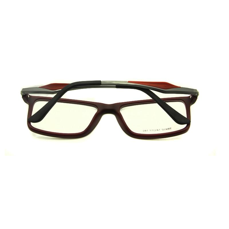 ESNBIENew Marke Designer TR90 Rahmen Gläser Männer Hohe Qualität ...