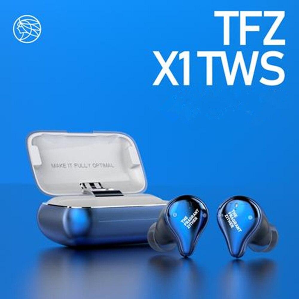 TFZ X1 The Fragrant Zither Bluetooth 5 0 Balanced Armature IPX7 Waterproof HiFi In ear Earphone