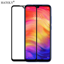 2Pcs For Xiaomi Redmi Note 7 Glass Tempered Glass for Xiaomi Redmi Note 7 Full Glue Screen Protector for Xiaomi Redmi Note 7 7A(China)