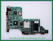 Free Shipping 615686-001 notebook Motherboard For HP DV7 DV7T DV7-4000 motherboard DA0LX8MB6D1 100% Tested 60 days warranty