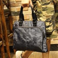 CAMO Waterproof Men S 13 14 Inch Laptop Bag Men Leisure Laptop Business Handbag Travel Briefcase