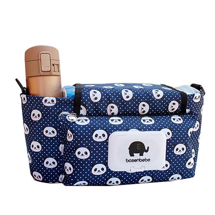 HTB1SBekXrj1gK0jSZFuq6ArHpXaw Multifunctional Mummy Diaper Nappy Bag Baby Stroller Bag Travel Backpack Designer Nursing Bag for Baby Care