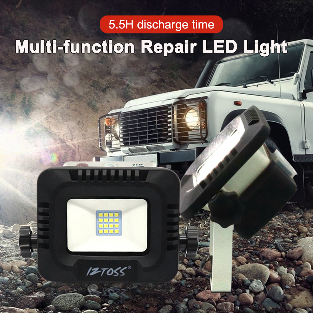 Fantastic Us 31 43 24 Off Iztoss Multifunctional Led Work Light Tripod Car Repair Light Outdoor Camping Emergency Lights Waterproof Rechargeable 10W In Car Home Remodeling Inspirations Basidirectenergyitoicom