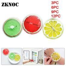 3 шт многоразовые гелевые пакеты со льдом фрукты холодной терапии пакеты для детей взрослых