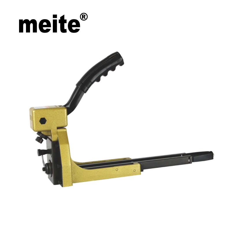Meite HB3518 crown 34.7mm 16 gauge manual carton closing stapler nailer gun for carton box surface Apr.17 Update tool