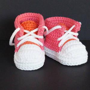 49d53ce60 crochet handmade baby shoe