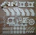 Reprap Prusa мендель i2 3D принтер печать запчасти комплект / комплект абс