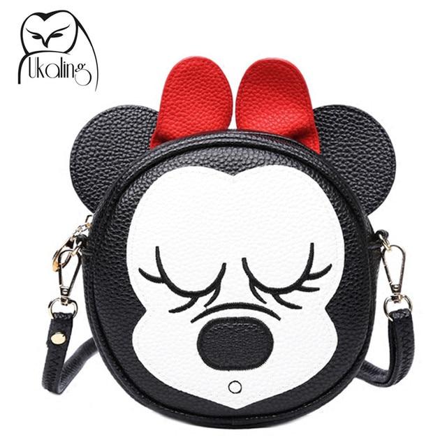 fc950a1e98cb UKQLING Cute Small Bag Child Crossbody Women Messenger Bags for Children  Cartoon Bag Girls Casual Purse Handbag Phone Package