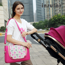 2019 Insular Shipping Free Fashion Baby Diaper Bag Stroller Bag Messenger Mommy Bag Nappy Bags цена 2017