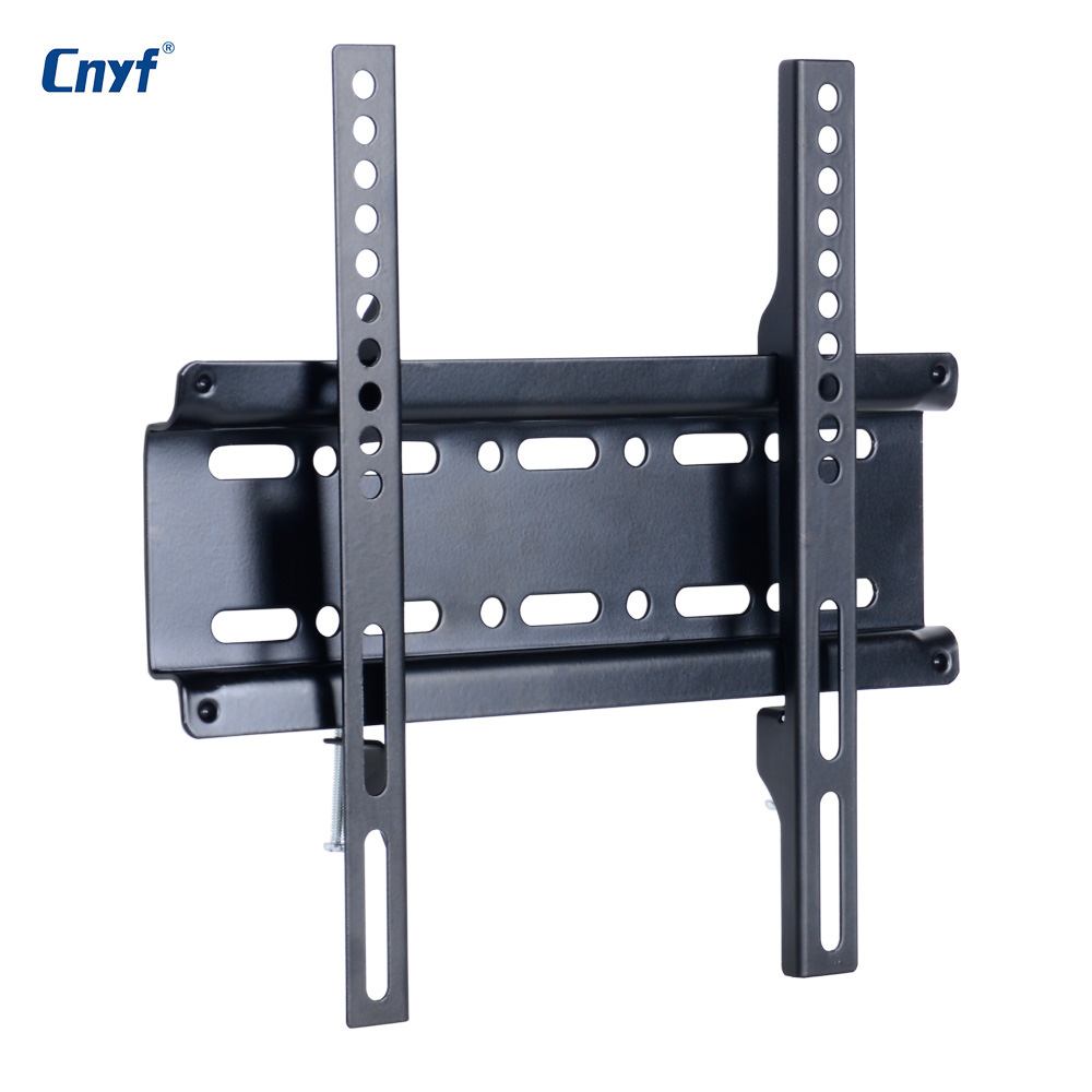 CNYF Universal TV Wall Mount Bracket Fixed Flat Panel TV Frame for 12-37 Inch LCD LED Monitor Flat Panel