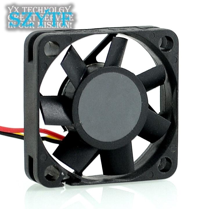 KDE1204PFV2 11.MS.A.GN 40*40*10MM 4010 12V 1W velocity transducer fan free shipping new original taiwan sunon fan fan kde1204pfv2 4cm 40 40 10mm 4 4 1cm 4010 12v 1 2w support velocimetry