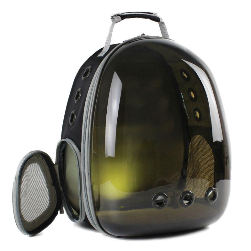 2018 nouveau Pet chien sac à dos Portable espace Capsule bulle Pet transporteur étanche chaud sac à dos pour chat petit chien produits pour animaux de compagnie