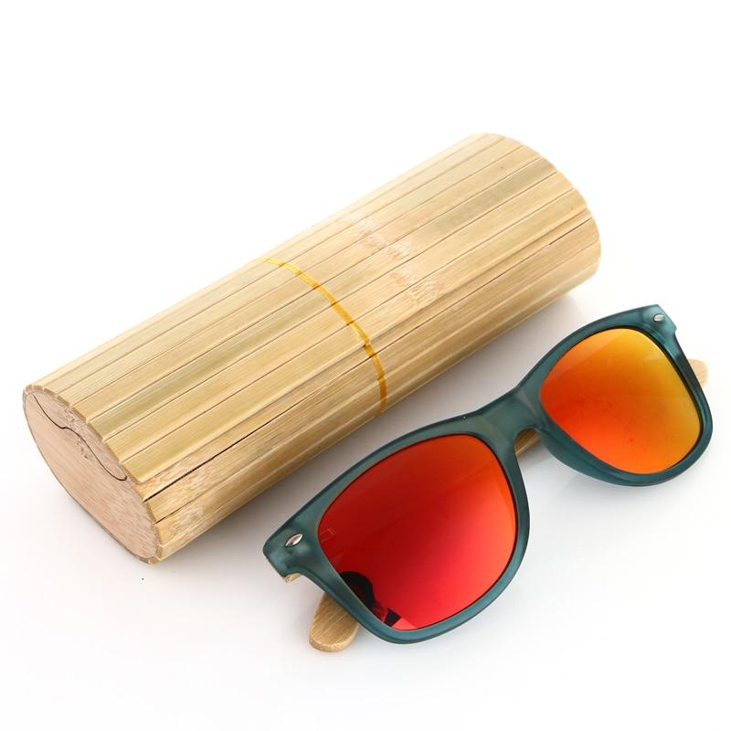 EZREAL Novos Homens / Mulheres Artesanais Óculos De Sol De Bambu - Acessórios de vestuário