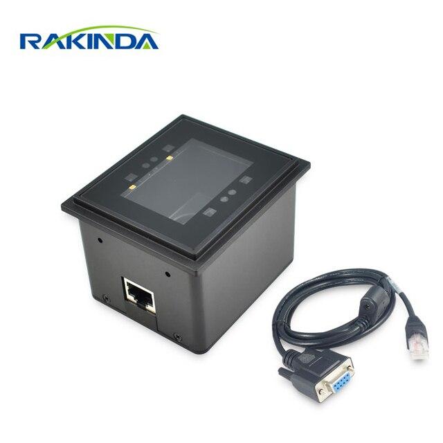RAKINDA RD4500-20 1D 2D Fixed Mount Barcode Scanner Module For Access Control /Kiosk /Locker/Self-service Terminal 4