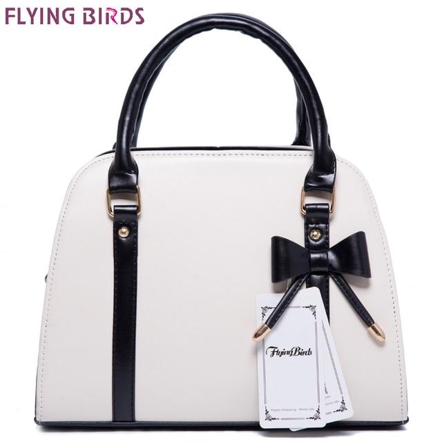 FLYING BIRDS 2016 women handbag for women bags leather handbags brands women's pouch bolsos messenger bags shoulder bag SH344fb