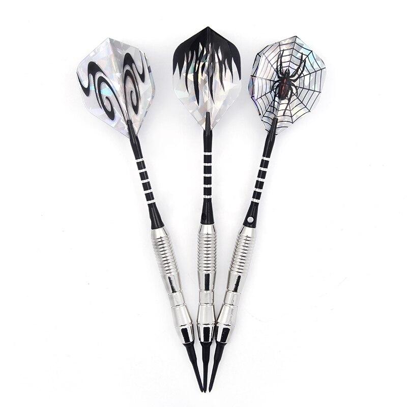 9pcs/ Set of Soft Tip Darts 18g Dart Needle Throwing For Dartboard New
