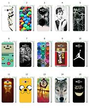 Cute cartoon spondgebob iron man plastic hard back cover case for Samsung Galaxy Grand Prime G530