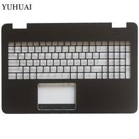 NEW For ASUS G551 G551J G551JK G551JM G551JW G551JX G551VW C Shell Keyboard laptop Bezel Palmrest Cover NO Touchpad
