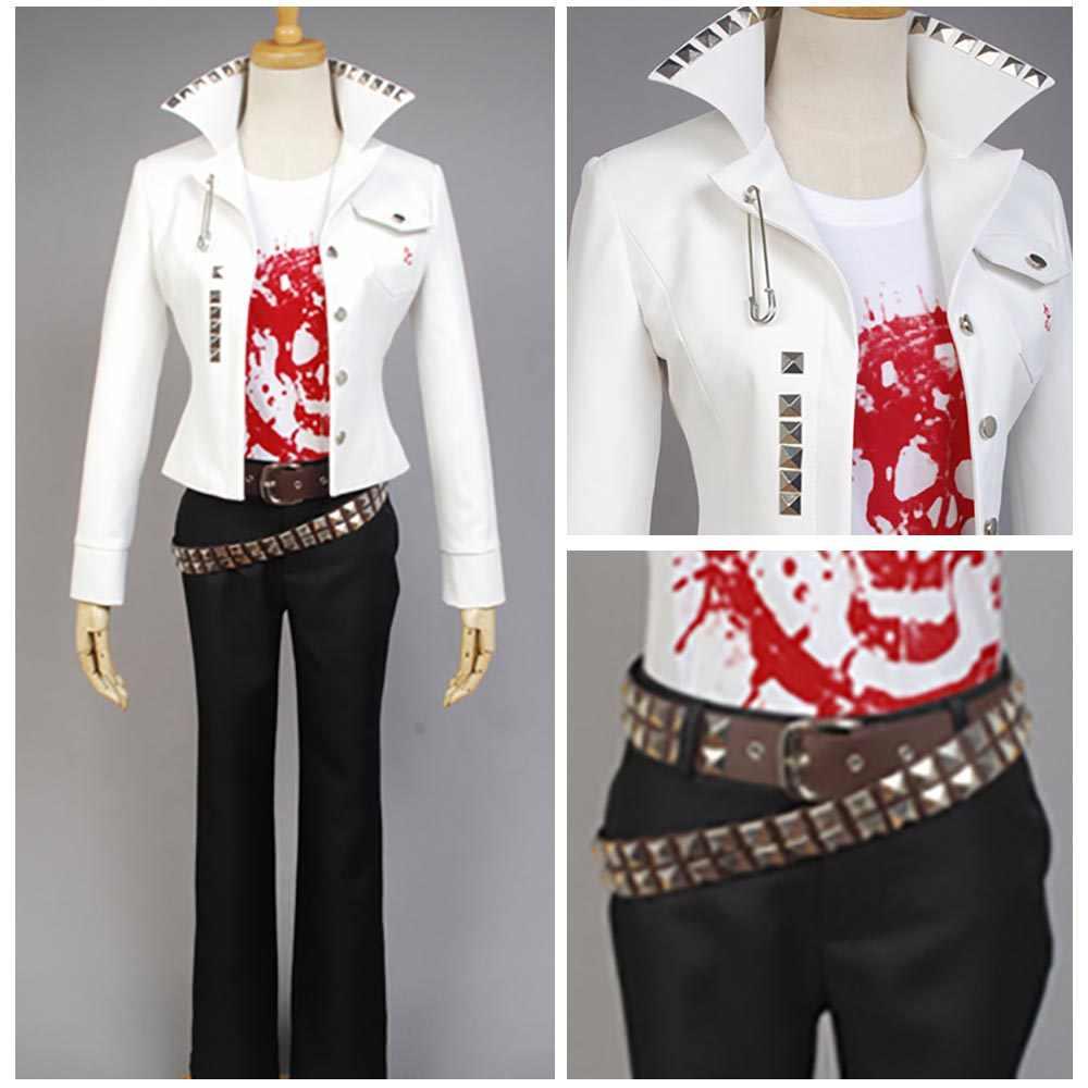 Danganronpa Leon Kuwata Cosplay Costume|cosplay costume|costume  costumecostume cosplay - AliExpress