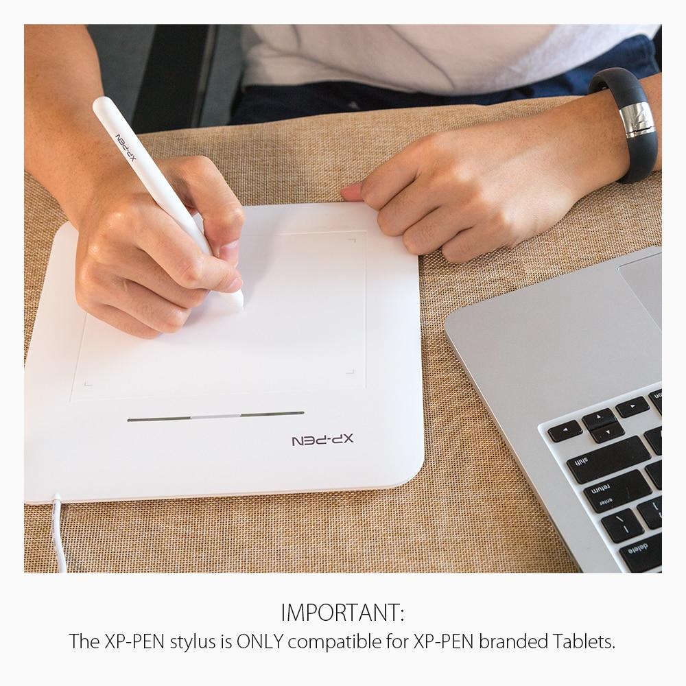 XP-Pen akkumulátormentes Passzív Stylus 2048-szintű - Számítógép-perifériák - Fénykép 5