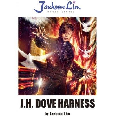 J.H. DOVE HARNESS Durch Jaehoon Lim (Große größe) Magie Tricks Zubehör Für Professionelle Magier Gimmick Magia Spielzeug