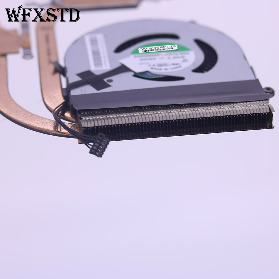 New Original CPU Cooling Fan For Lenovo ThinkPad E450 Independent video  card 00HN677 Cooler Radiator Cooling Fan Heatsink & Fan