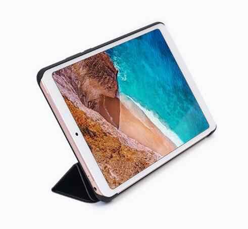 """Оригинальный Xiaomi mi pad 4 8,0 Smart Case Tablet матовые из искусственной кожи откидная крышка mi pad 4 плюс 2018 рукав 10,1"""" полный протектор сумка"""