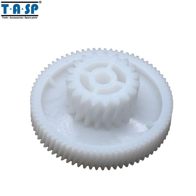 1pc Gear Spare Parts For Meat Grinder Plastic Mincer Wheel For Zelmer 886 986 Scarlet SC-1148 Bork Kambrook Bosch Polaris