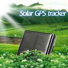 GPS tracker Solar Clase 12 TCP/ip 850/900/1800/1900 MHz Mascota vaca de energía solar tracker RF-V26 car-styling