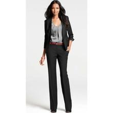 New Custom Women Work Wear Jacket Formal Lady Casual Business Office Pants Suit