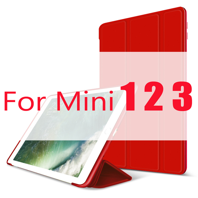 Red For Mini 1 2 3