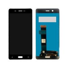 En Stock testé pour Nokia 5 lcd N5 TA 1008 TA 1030 TA 1053 écran Lcd avec écran tactile numériseur assemblée pièces de rechange